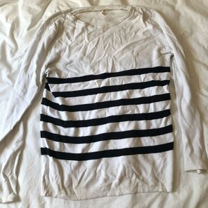 H&M boat-neck sweater